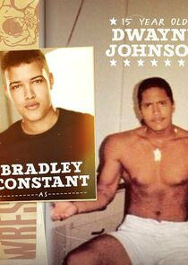 Dwayne Johnson (Age 15)
