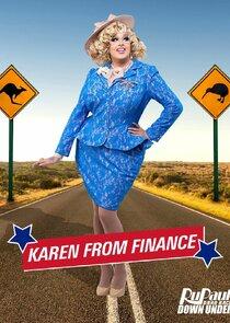 Karen from Finance