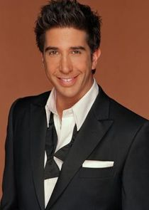 David Schwimmer Ross Geller