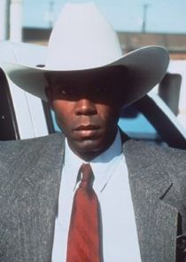 Clarence Gilyard, Jr. Ranger James 'Jimmy' Trivette