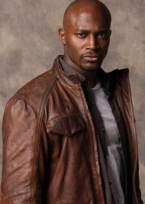 Taye Diggs Detective Brett Hopper