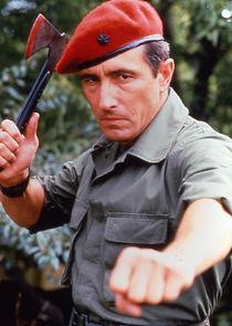 Richard Chaves Lt. Col. Paul Ironhorse