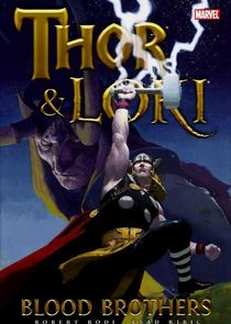 Thor / Loki: Blood Brothers