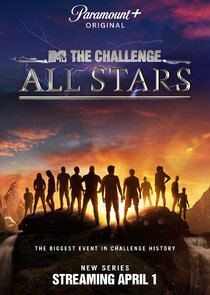 Watch Series - The Challenge: All Stars