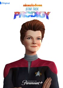 Star Trek: Prodigy poster