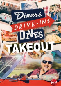Watch Series - Diners, Drive-Ins and Dives: Takeout