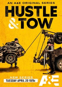 Hustle & Tow cover