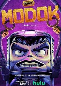 Watch Series - Marvel's M.O.D.O.K.