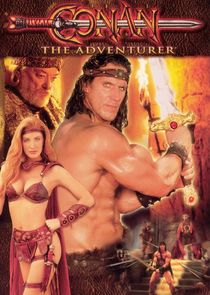Watch Series - Conan the Adventurer