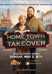 Watch Series - Home Town Takeover