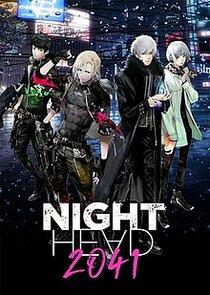 Watch Series - Night Head 2041