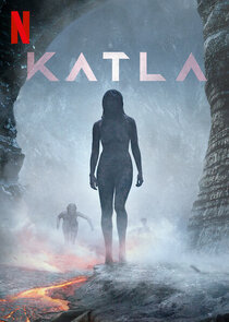 Katla Poster