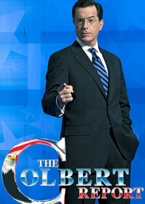 Watch Series - The Colbert Report