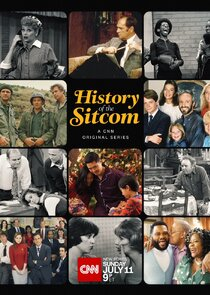 History of the Sitcom cover