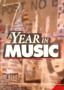 A Year in Music cover