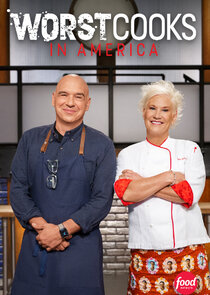 Watch Series - Worst Cooks in America