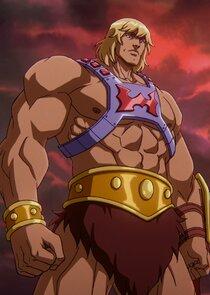 Prince Adam / He-Man