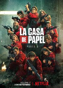 La Casa de Papel (Money Heist) Poster
