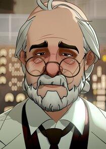 Dr. Abraham Erskine