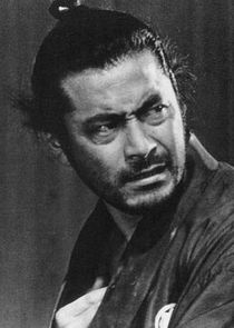Toshirō Mifune Yoshi Toranaga