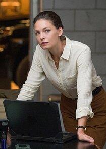 Special Agent Kristin Gaines