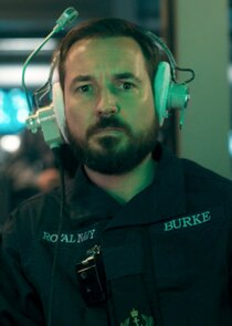 Chief Petty Officer Craig Burke