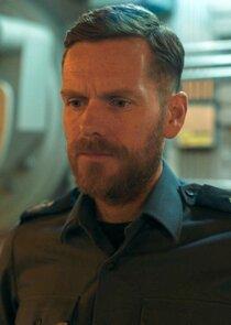 Chief Petty Officer Elliot Glover