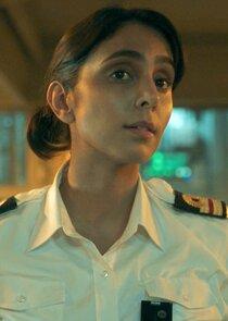Lieutenant Tiffany Docherty