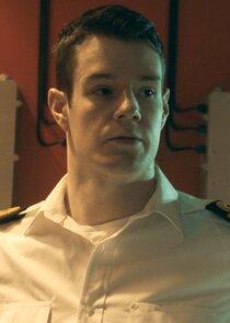 Lieutenant Simon Hadlow