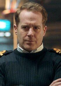 Commander Mark Prentice
