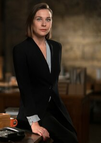 Europol Agent Katrin Jaeger