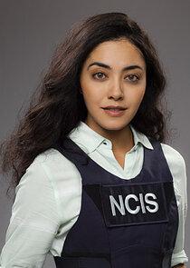 Special Agent Lucy Tara