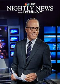 NBC Nightly News cover