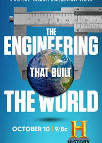 The Engineering That Built the World cover