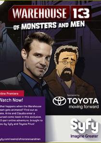 Warehouse 13: Of Monsters and Men Webseries