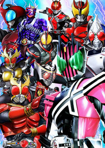 Kamen Rider Series