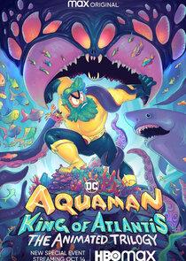 Watch Series - Aquaman: King of Atlantis