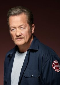 """Firefighter Randy """"Mouch"""" McHolland"""
