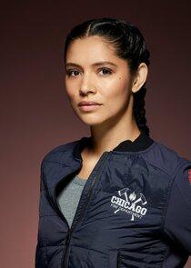 Lieutenant Stella Kidd
