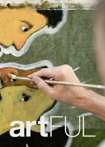 Artful cover