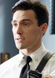Paramedic Chief Evan Hawkins