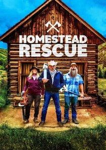 Homestead Rescue cover