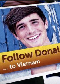 Follow Donal... to Europe