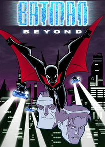 Batman Beyond poster
