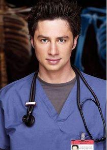 Zach Braff Dr. John