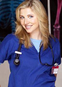 Sarah Chalke Dr. Elliot Reid