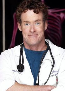John C. McGinley Dr. Percival