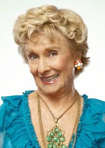 Cloris Leachman Barbara June