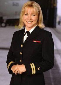 Lieutenant Harriet Sims-Roberts, USN