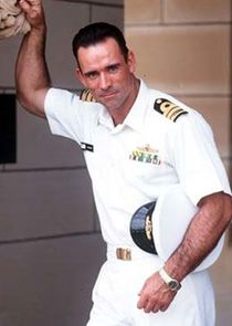 "LCDR Michael ""Mic"" Brumby"
